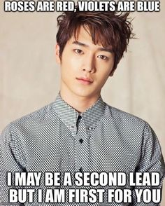 Seo Kang Joon - Damn... if he's second lead, I'd like to see the lead... I'm a second lead kind of girl anyway.. I want the mysterious one that stays in the background.. not the flashy one that gets all the attention..
