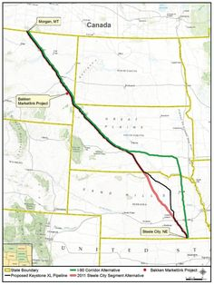 Foreign Company Tries To Seize U S Land For Keystone Pipeline This Should Scare You