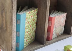 Everyone needs at least one handmade book!