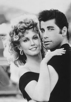 Olivia Newton-John and John Travolta ~ Greese ~ You're the one that I want!