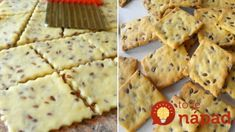 Cookies from cornmeal // aneri Vegetarian Recipes, Cooking Recipes, Healthy Recipes, Easy Eat, Chocolate Chip Muffins, Russian Recipes, Good Food, Food And Drink, Snacks
