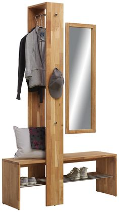 Smart Furniture, Diy Furniture Projects, Woodworking Projects Diy, Recycled Furniture, Halls, Modern Hall, Bedroom Cupboards, Japanese Interior, Apartment Interior
