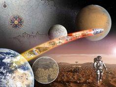 Trabalhador da NASA Afirma ter Visto o Homem Andando em Marte em 1979?