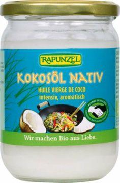 Rapunzel Kokosöl nativ HiH, 1er Pack (1 x 400 g) - Bio from Rapunzel 6.99€