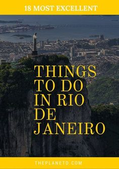 things to do in rio de janeiro pinterest