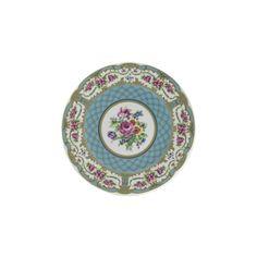 Fleur Dinner Plate (Azure)