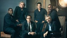 Watch The Hollywood Reporter's Director Roundtable Tonight on PBS SoCaL