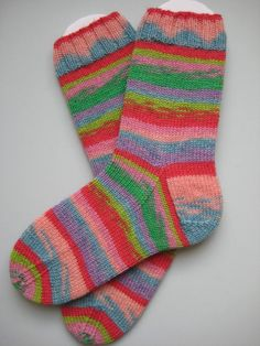 hand knit womens wool socks UK 57 US 79 by sockysocks on Etsy, £19.00