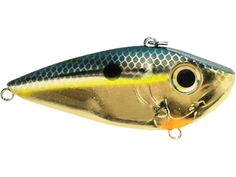 "Strike King Red Eye Shad 3"" $6.59 The Red Eye Shad by Strike King was designed by their national pro staff, and is a complete fish catching package at a price that is hard to beat. Strike King is offering this bait in their pro team paint scheme along with 3D red eyes and premium VMC vanadium cone cut treble hooks. The Red eye shad is a half ounce bait and features free floating rattles to give you unmatched action and sound."