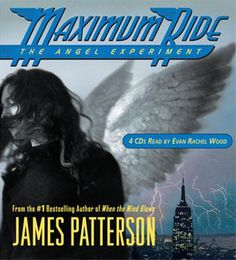 james patterson books | Has anyone read the James Patterson, Maximum Ride books???