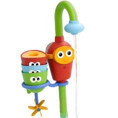Grifo y vasitos para la bañera - Yookidoo.