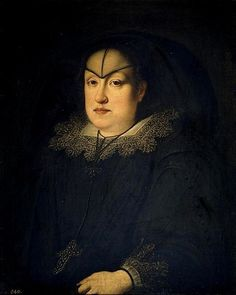 Maria Maddelena of Austria, ca. 1621 (Justus Sustermans) (1597-1681) Location TBD