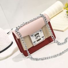 Click to enlarge Jewelry Supplies, Jewelry Stores, Affordable Jewelry, Wholesale Jewelry, Fashion Bags, Shoulder Bag, Red, Fashion Handbags, Shoulder Bags