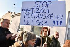 VIDEO: Letisko v Piešťanoch do likvidácie nepôjde - Ekonomika - TERAZ.sk