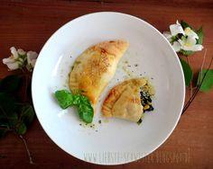 liebste schwester: Empanadas fleischlos lecker