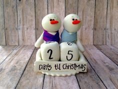 Snowman Decorating Ideas For Christmas | Glitter 'N' Spice