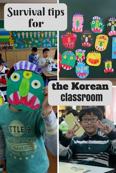 Survival tips for teaching in South Korea.