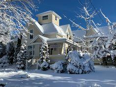 Black Walnut Guest House, Sturgeon Bay, Door County Bay Door, Sturgeon Bay, Door County, Doors, House, Outdoor, Black, Outdoors, Home