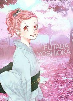 Futaba Yoshioka - Ao Haru Ride