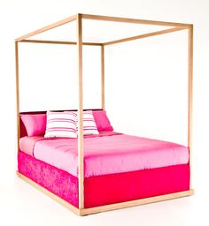 Canopy Bed For Girl.