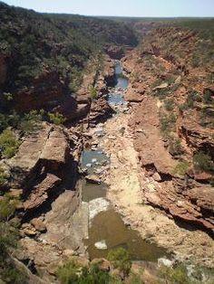 Murchison River – Kalbarri, Australie