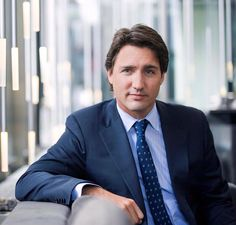 Happy 43th Birthday Justin Trudeau.