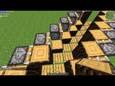 How To Create A Moving Walkway Using Redstone - Minecraft