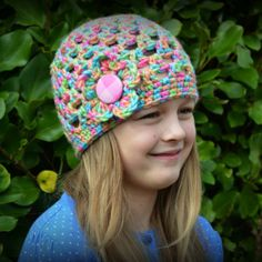 A new crochet hat