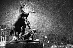 Snowstorm. Arseniy Semyonov