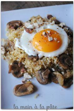boulgour-aux-champignons-frais-et-oeuf-au-plat-2