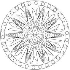 #Mandala #Vorlagen