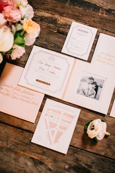 Photography: Jen Rodriguez   www.jen-rodriguez.com Invitations: Papermade Designs   papermadedesign.com   View more: http://stylemepretty.com/vault/gallery/22991
