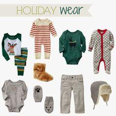 Holiday Wear.