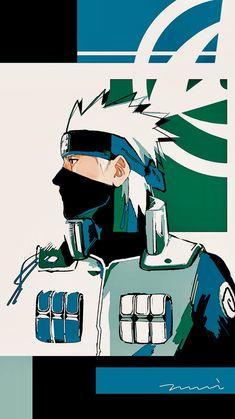 Kakashi Hatake, Naruto Shippuden Sasuke, Gaara, Naruto Fan Art, Anime Naruto, Manga Anime, Boruto, Naruto Pictures, Naruto Pics