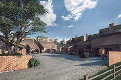 John Pardey submits plans for Aldington-inspired rural housing | News | Architects Journal