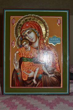 Jesus Loves Me, Virgin Mary, Jesus Christ, My Love, Painting, Art, Orthodox Icons, Kids, Art Background
