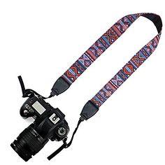 Elvam Camera Neck Shoulder Belt Strap for DSLR / SLR / Ni... https://www.amazon.com/dp/B01HZ612ZI/ref=cm_sw_r_pi_dp_i5qNxbRQ5SCDD