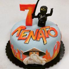 compleanno di Renato. Torta ninja pasticceria la mimosa di Tollo http://www.simocakedesigner.it