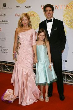 Prince Pavlos & Marie-Chantal and Maria Olympia