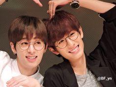 Boyfriend #Minwoo #Donghyun