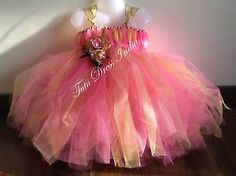 Tutu-dress-Princess-dress-Kids-dress-Baby-dress
