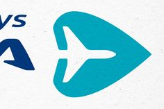 Adria Airways rebranding concept on Behance