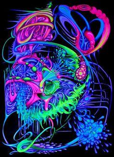 psychedelic art - Google 検索