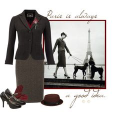 """""""Paris is Always a Good Idea"""" by exaybachay on Polyvore"""