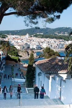 Calella de Palafrugell. The Places Youll Go, Places To See, One Day Trip, Spain Travel, Walking Tour, European Travel, Amazing Destinations, Vacation Spots, Travel Around