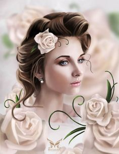 цитата sophy-catherine : Digital Art Portrait. Красивая подборка от разных авторов... (14:01 19-03-2014) [3316348/317735763] - amicamia.meme@gmail.com - Gmail