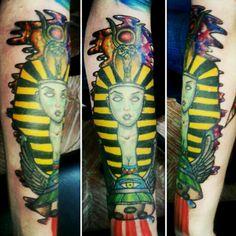 #tattoo #egypt #alien #ancient #nebulatattoo #nebula #esoteric #occult #hermetic #ufo #colorful #symbology #esoterism