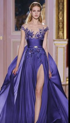 Perfect Red Carpet Gown
