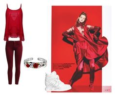 """""""School Outfit #6"""" by rainbow-wisdom ❤ liked on Polyvore featuring Bling Jewelry, Sisley and Ash"""