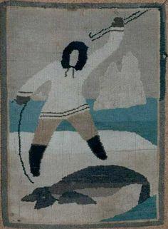 Heritage Hooked Rug Registry no. 049 - Rug Hooking Guild of Newfoundland and Labrador